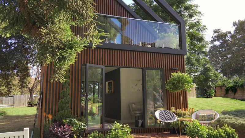 flat pack homes australia