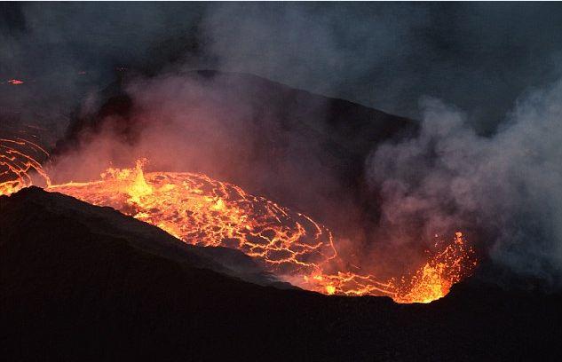 volcano melbourne