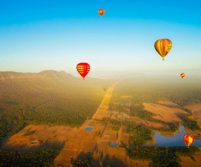 Ảnh chụp Màn hình 2018 09 08 lúc 01.05.10 - Balloon Aloft: Lễ hội khinh khí cầu ở Thung lũng Hunter Valley