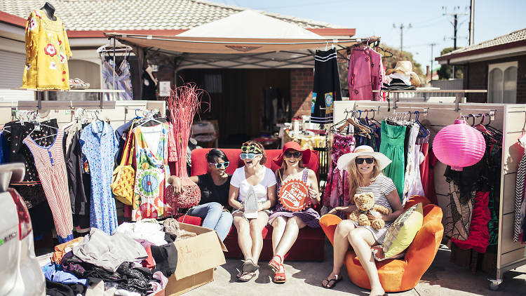 Australia's biggest garage sale sydney