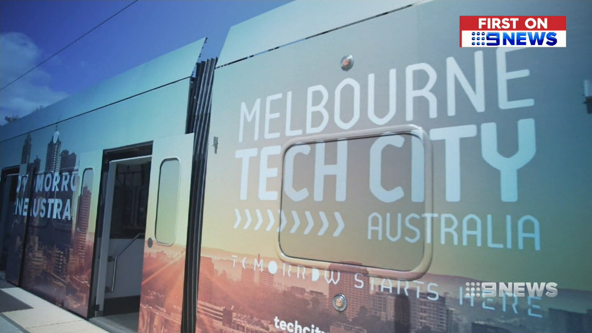 lure Silicon Valley businesses to Melbourne