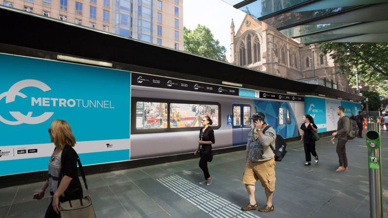 Four years of Flinders Street gridlock begins