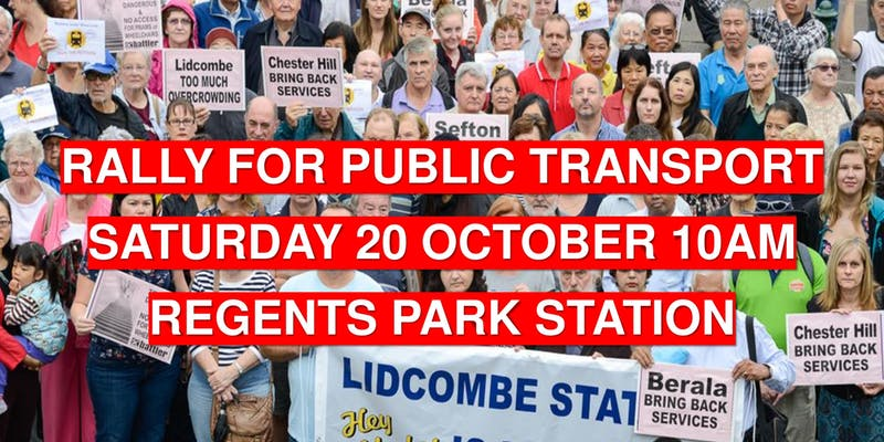 Rally for Public Transport