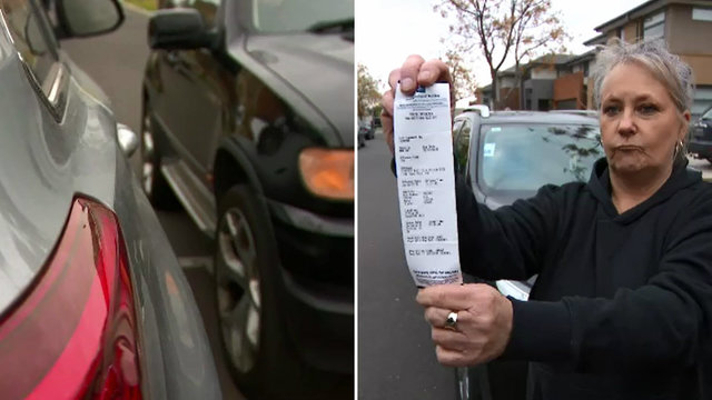 'Ridiculous' parking fines