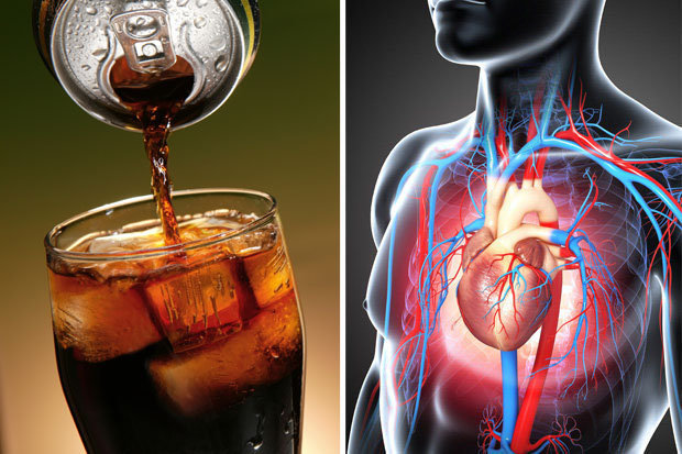cut out soft drinks to avoid cancer