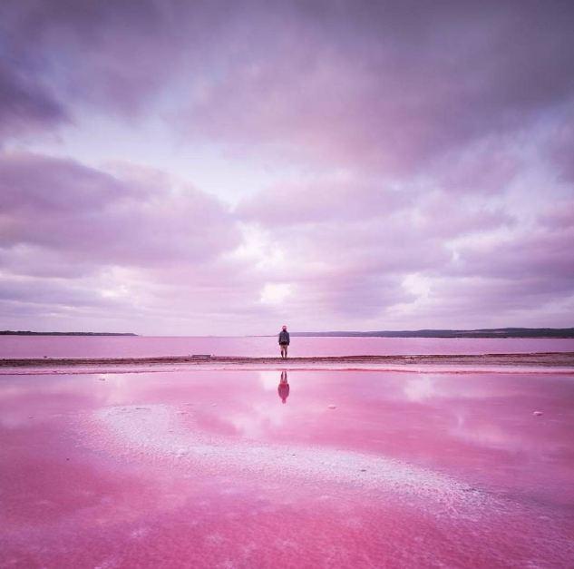 hutt lagoon australia