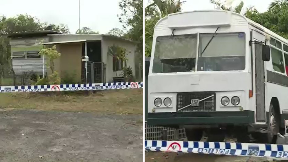 double murder at Queensland caravan park