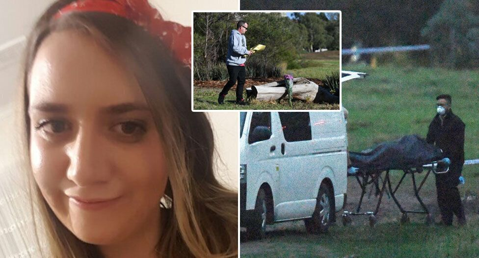 courtney herron killed in Melbourne park