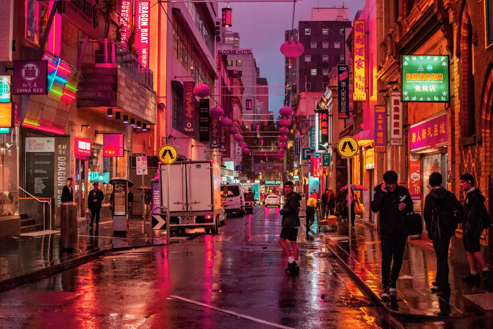 Melbourne's Getting a Second $450 Million Chinatown