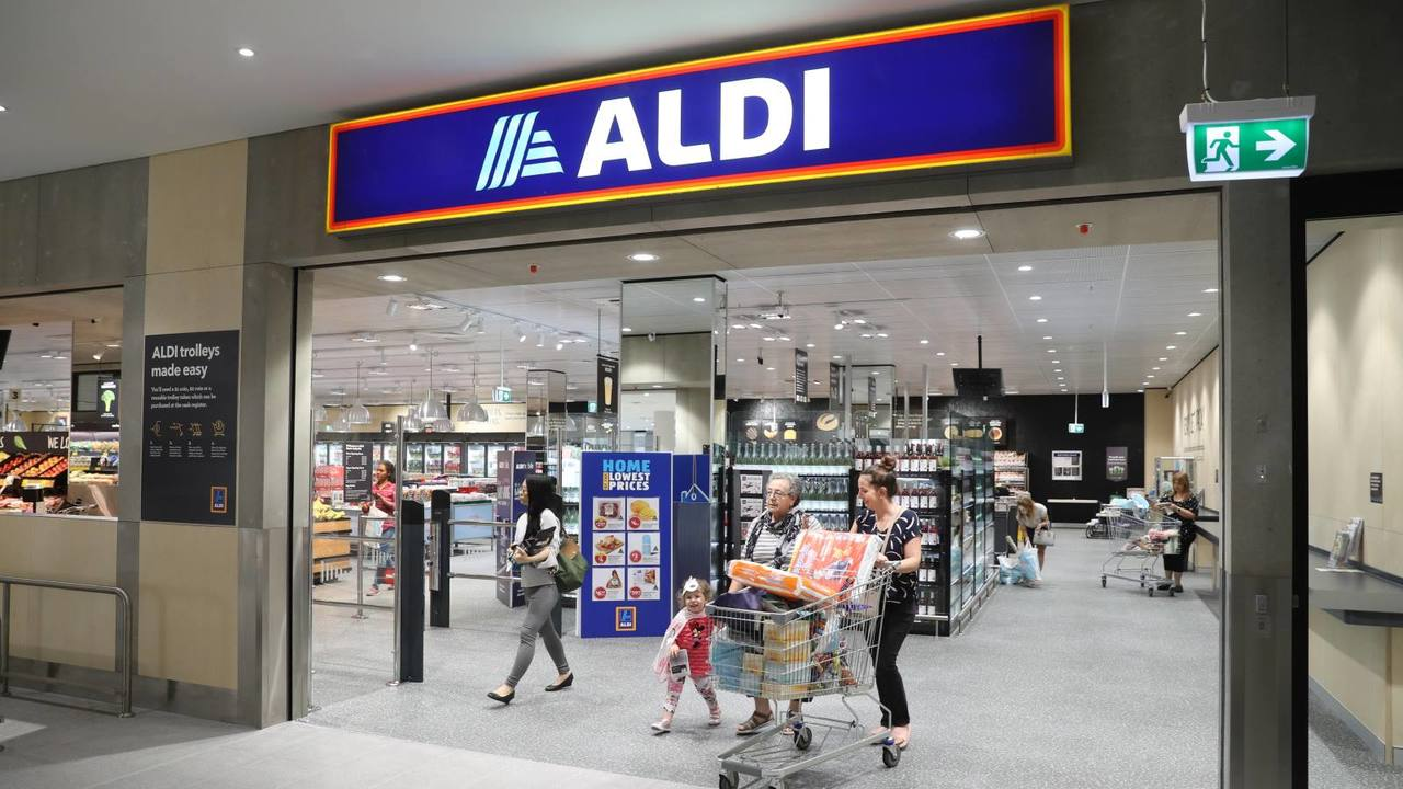 Australia's favourite supermarket revealed
