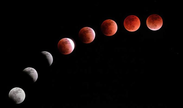 lunar eclipse will grace Melbourne